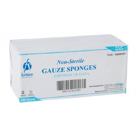 Cotton Gauze Sponge Non-Sterile