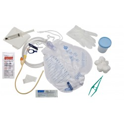 Foley Catheterization Tray